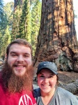 Sequoia Tree with Jake