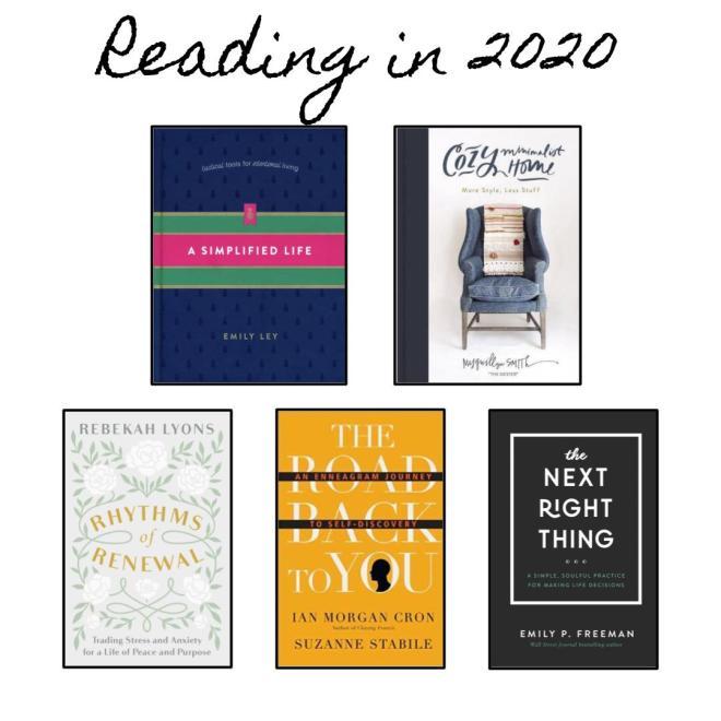 Reading in 2020