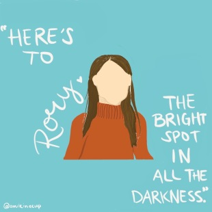 Here's to Rory. The Bright Spot in all the Darkness
