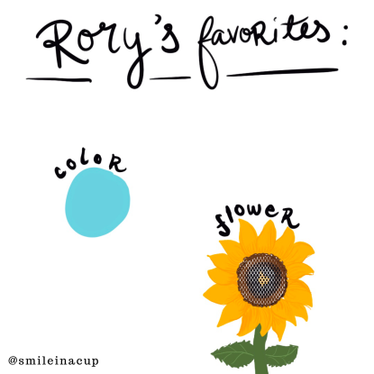 Rory's Favorites
